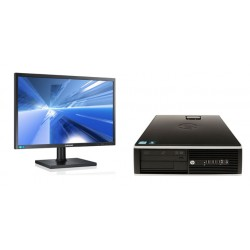 "Pack PC + TFT: Samsung S23C650 23""+HP 8300 SFF Intel i5-3470 3.20 GHz"