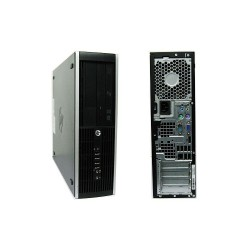 HP Compaq 6200 PRO SFF Intel Core i5-2400 3.10 GHz. EXCLUSIVO ONLINE!!!