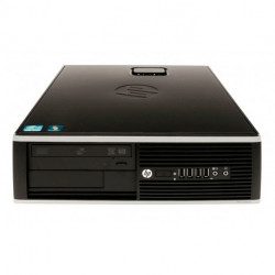 "Pack PC + TFT: Monitor HP L1710 17"" 1280x1024 + HP Compaq 8000 Elite SFF Intel Core 2 Duo E8400 3.00 GHz"