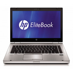 "HP EliteBook 8460p Intel Core i5-2520M 2.50 GHz 14"" LED 1366x768 Webcam"