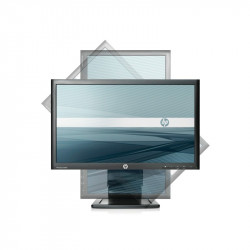 "Pack PC + TFT: HP LA2006 20"" 1600x900 LED + HP Compaq 8000 Elite SFF Intel Core 2 Duo E8400 3.00 GHz"