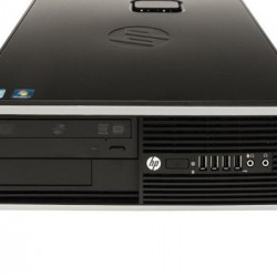 HP Compaq 8300 Elite SFF Intel Core i5-3470 3.20 GHz.